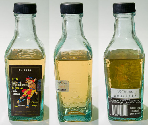 Mezcal, or mescal, is a distilled alcoholic beverage made from the maguey plant (a form of agave, Agave americana).