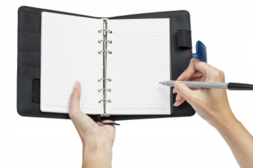 Get started with the first steps on writing a book