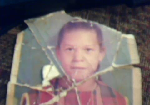 Mama Maria as a kid.