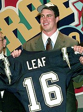 Ryan Leaf Then..