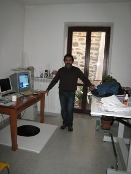 Cosmo Guglielmi, Italian artist and architect