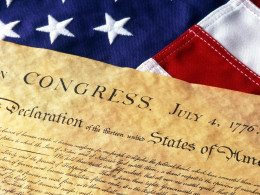 """""""We hold these thruths to be self-evident..."""""""