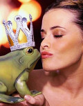 Does KISSING a lot of frogs ensure you'll find your prince?