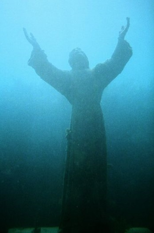 The Christ of the Abyss (Which I'll be writing about soon).