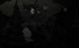 Don't Starve is copyright Klei Entertainment Inc. Images used for educational purposes only.
