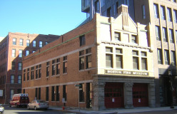 Visit the Boston Fire Museum
