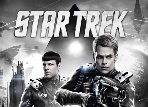 Star Trek the Video Game Walkthrough begins