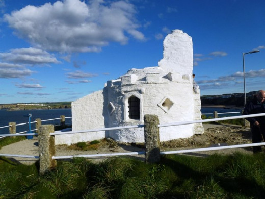 Things to do in Newquay, Cornwall - Huer's Hut on the Headland.