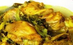 Oil Free Chicken Recipe