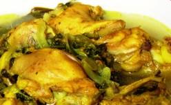 Oil Free Chicken Recipe