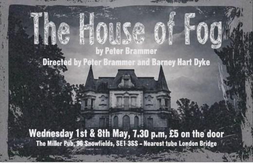 """""""The House of Fog"""""""