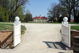 George Washinton's Mount Vernon, Virginia