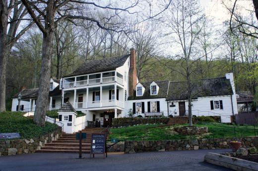 Michie Tavern, Ca. 1784 Virginia