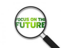Our focus must be on the future