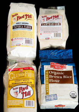 More gluten free brands and products