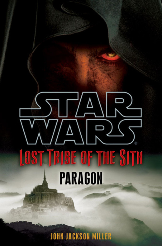 One of the books from the expanded universe