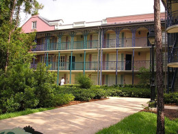 Port Orleans Riverside and French Quarter are very near the Walt Disney World kennel.