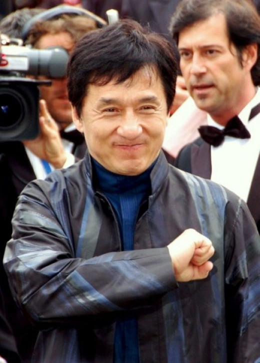 Bruce Lee got featured on the Master of Many Styles, so for fun, here's Jackie Chan instead.