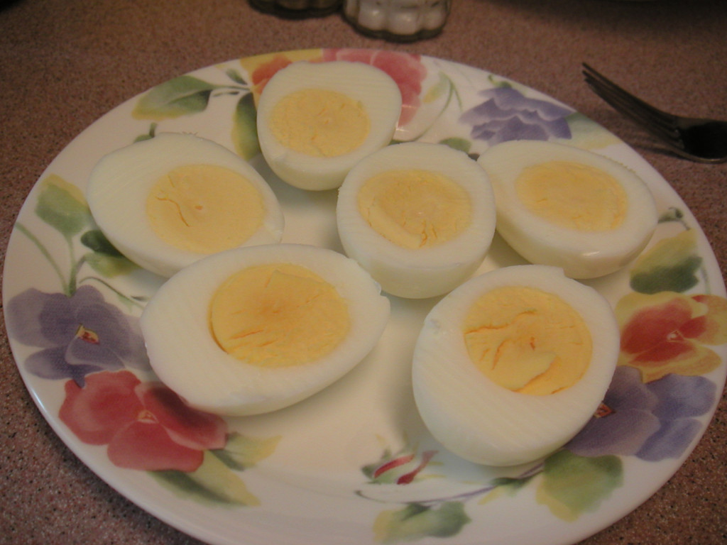 Secrets to making boiled eggs the easy way