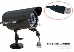 USB Security Camera for Safety and Economy