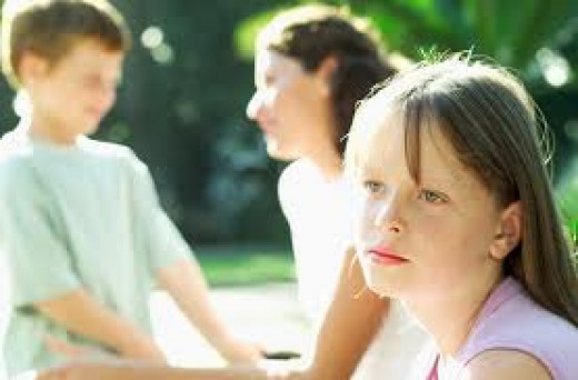 When there is a favorite child, there is its antithesis-the unfavored child.He/she resents the favored child and will resort to less than positive forms of gamemanship/upmanship with his/her favored sibling to curry parental attention.