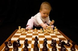 The first rule of Chess: Don't eat the pieces.