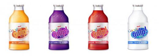 Google Gulp in variant flavors