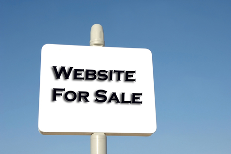 Selling your website?