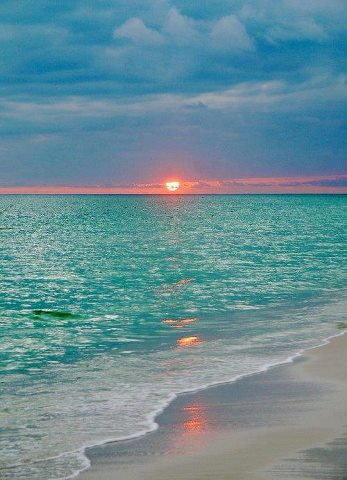 Rumi words comes to my mind, when we fimally move on, leaving our footsteps in the soft sand below.