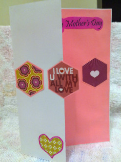 DIY Mother's Day Special Fold Card