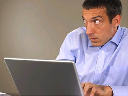 Personalized online recommendations can make you feel like somebody's watching you.