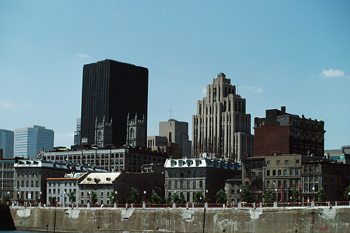Quebec City is an excellent walking city!