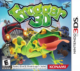 Frogger 3DS