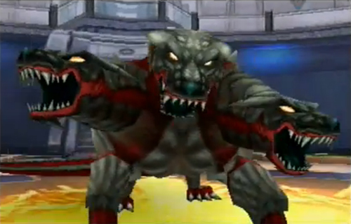 Cerberus from Final Fantasy VIII