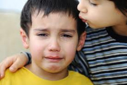 Sensitive boys bring things to the table such as sympathy & empathy for others in order to being artistic and creative.All they need is to be encouraged to show their gifts.If this is done, the world will be a MUCH BETTER place.