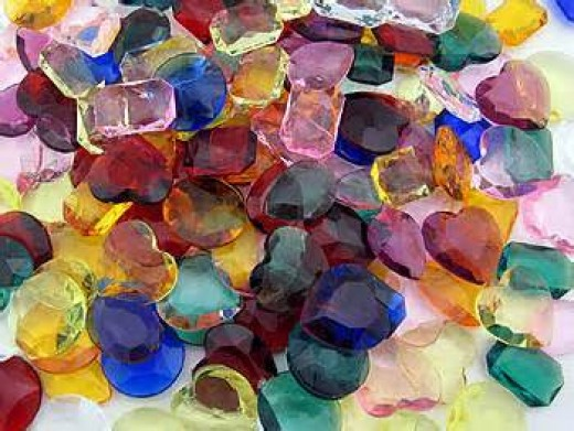 A handful of gems.