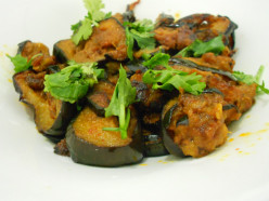 Easy Fried Eggplant Recipe