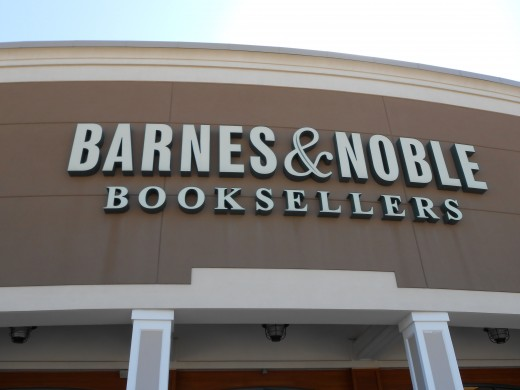 Barnes and Noble Booksellers in Smithfield, Rhode Island