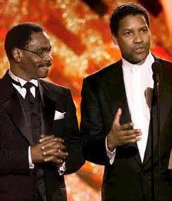 Carter and Denzel Washington