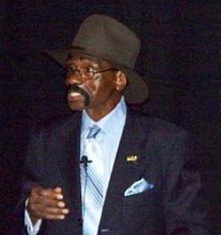 Carter in 2011