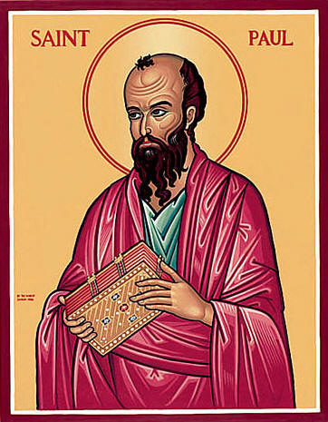 St. Paul, an unrelenting prophet and servant of Jesus who helped to lay the foundation of the Catholic Church as we know it today