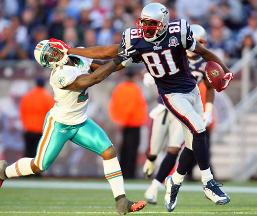 Randy Moss - currently a free agent