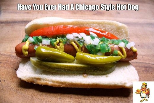Until you've tasted a delicious Chicago Style Hotdog then you've never really had a hotdog. They are one of my favorite all time hotdogs now and I make them often because the flavors of a Chicago Style Hot Dog are just perfect.