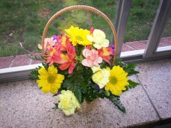 4 Basic Mothers Day Gift Baskets - Theme Ideas for Women's Gifts