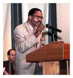 Carter as a public speaker