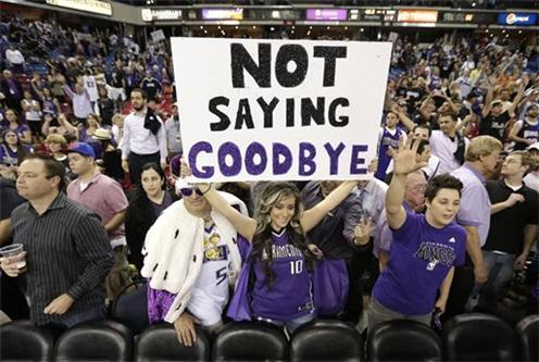 Hard to Believe But Kings Fans are Not Saying Goodbye