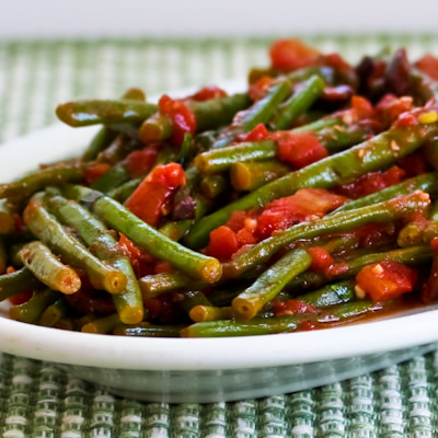 Braising is a very simple way of cooking and it's super healthy also and it take very little effort just a few minutes of your time  so try it then share the results with your friends and family. In the photo you see, they are braised green beans.