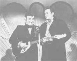 Carl Perkins & Johnny Cash