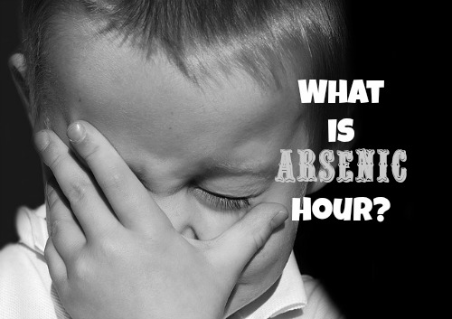 What is arsenic hour?
