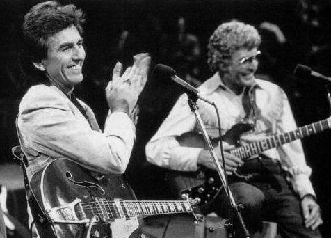 Carl Perkins & George Harrison